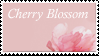 Cherry Blossom Stamp by Strawberry-of-Love