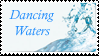 Dancing Waters Stamp by Strawberry-of-Love