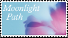 Moonlight Path Stamp by Strawberry-of-Love