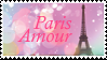 Paris Amour Stamp by Strawberry-of-Love