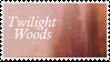 Twilight Woods Stamp by Strawberry-of-Love
