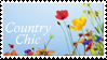 Country Chic Stamp by Strawberry-of-Love
