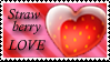 Strawberry of Love Stamp by Strawberry-of-Love
