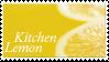 Kitchen Lemon Stamp by Strawberry-of-Love