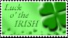 Irish Stamp by Strawberry-of-Love