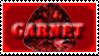 Garnet Birthstone Stamp by Strawberry-of-Love