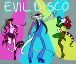 EVIL DISCO by annicron