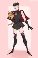 Sailor Starkiller by annicron