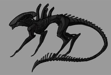 MTT xenomorph by annicron