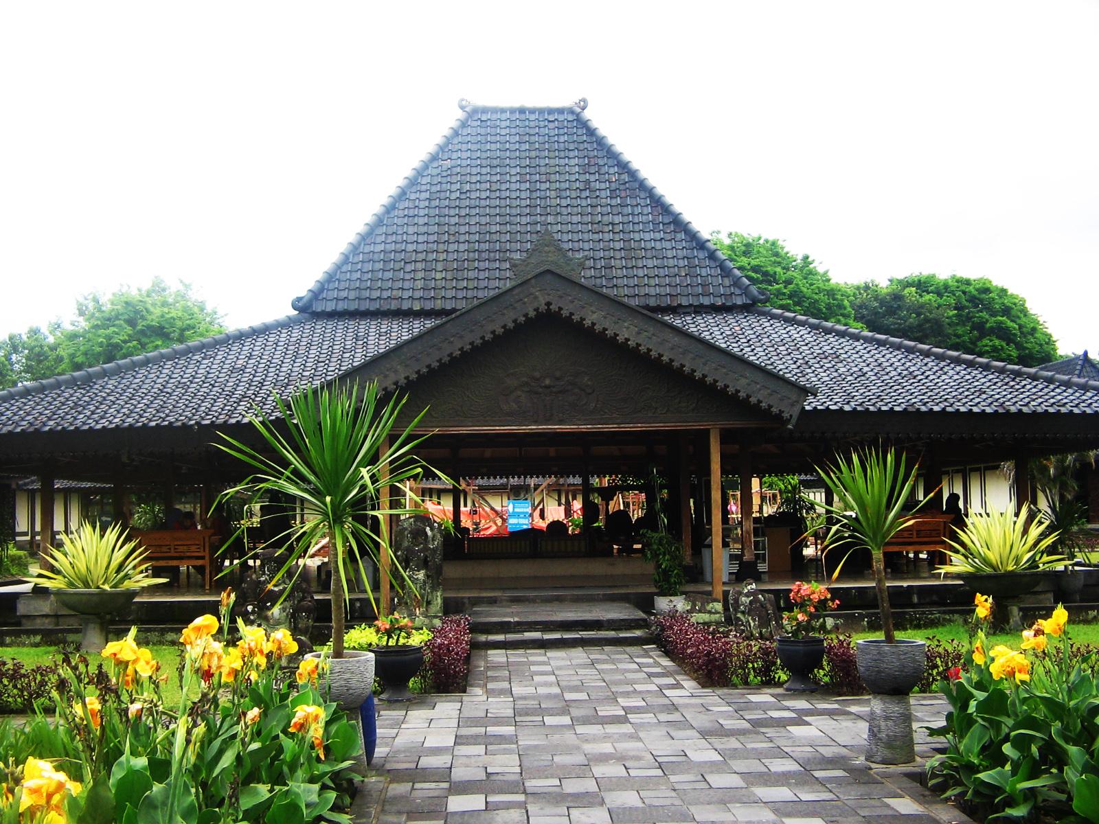 Rumah Joglo Modern