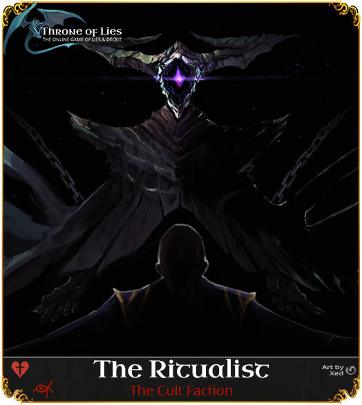 Throne of Lies (Online game): The Ritualist Class by Imperium42