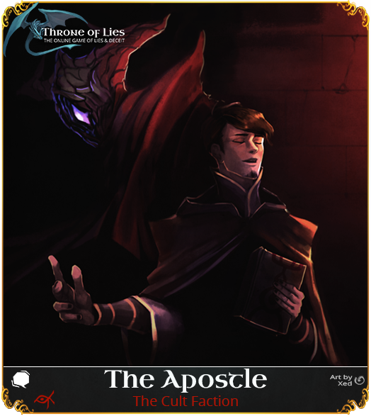 The Apostle - Throne of Lies (Online Game) by Imperium42