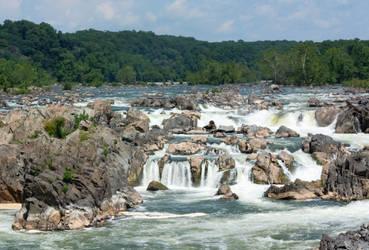 Great Falls Park: Overlook 2