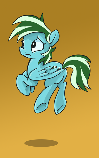 Sad Spearmint Snap by sophiecabra