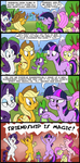 Comic: Passive Aggression is Magic by SpainFischer