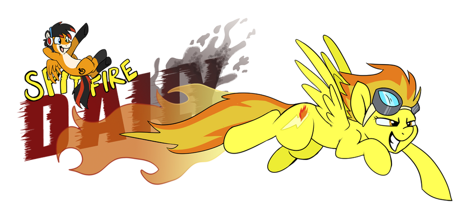 EQD - Spitfire Banner by sophiecabra