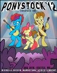 EverfreeNW Ponystock '12 Promo Poster