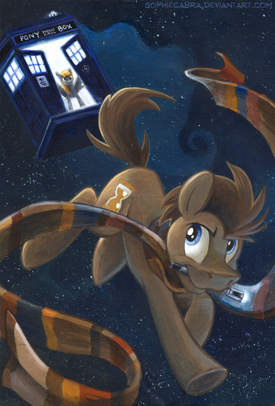 The Doctor by sophiecabra
