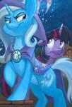 The Smug and Arrogant Trixie