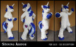 Costume - Shining Armor *SOLD*