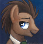 Square Series - Dr. Whooves