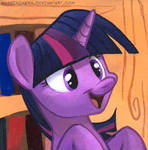 Square Series - Twilight Sparkle
