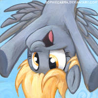 Square Series - Derpy Hooves by SpainFischer