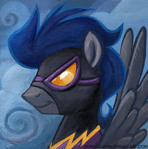 Square Series - Shadowbolt by sophiecabra