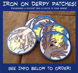 Derpy Patches!