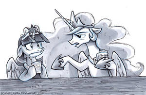I Tell You What...! by SpainFischer
