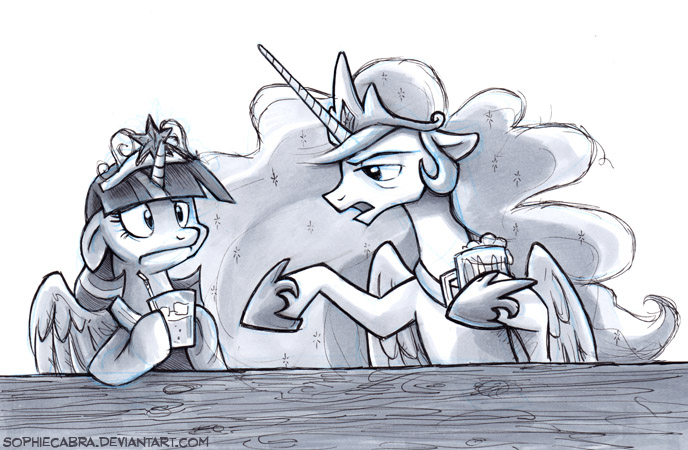 I Tell You What...! by sophiecabra