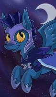 Nightmare Nights Mascot