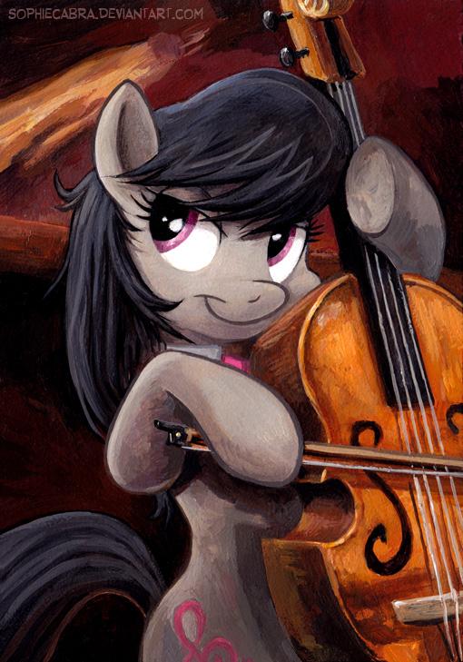 Octavia by sophiecabra
