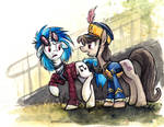 Canterlot High - The Band Geek and the Drop Out