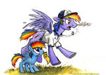 Canterlot High - The Football Coach