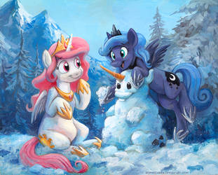 Do You Want to Build a Snowcolt? by SpainFischer
