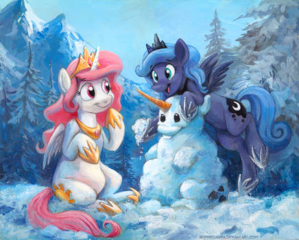 Do You Want to Build a Snowcolt?