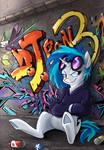 Canterlot Graffiti