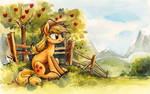Sketch - Sweet Apple Acres