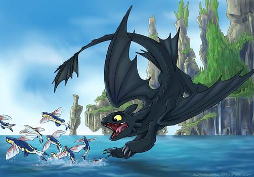 Dragon Dive