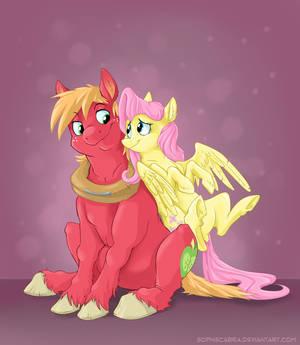 FriendSHIP is Magic Series - Fluttermac