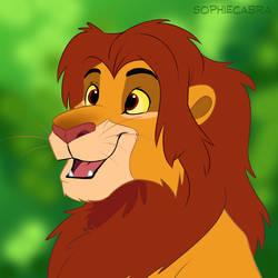 Fan Favorites Series #4 - Simba