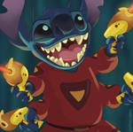Fan Favorites Series #7 - Experiment 626 (Stitch)