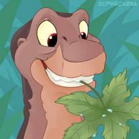 Fan Favorite Series #9 - Littlefoot by SpainFischer