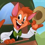 Fan Favorites Series #12- Danny (Cats Don't Dance)