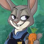 Fan Favorites #38 - Judy Hopps