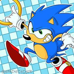 Fan Favorites Series #41 - Sonic the Hedgehog