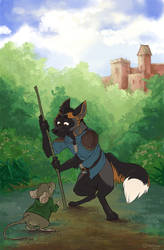 Directions to Redwall