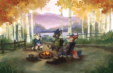 September at Willow Lake