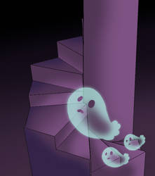 Haunted Staircase